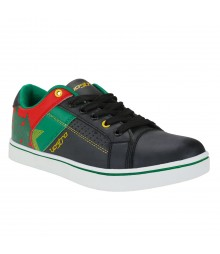 Vostro 1220 Black Green Men Casual Shoes VSS0243